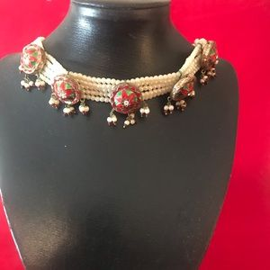 Jewelry - VINTAGE BABY FRESH WATER PEARL CHOKER FROM INDIA